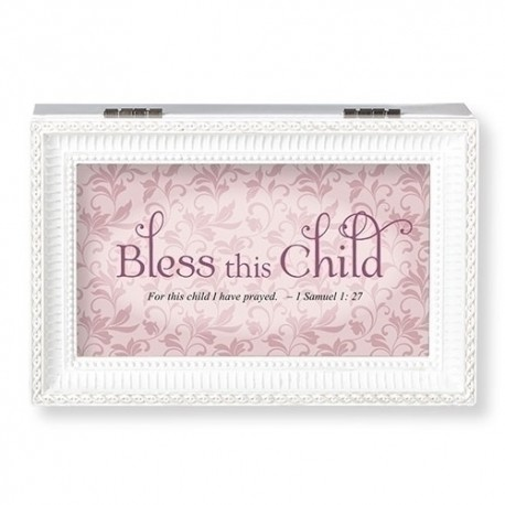 Bless This Child Music Box