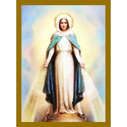 Our Lady of Grace Intentions Mass Card