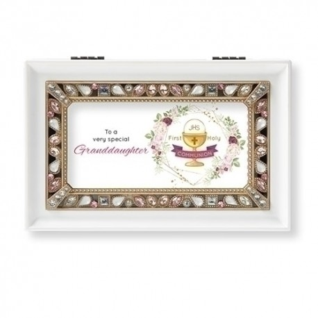 Granddaughter Communion Box