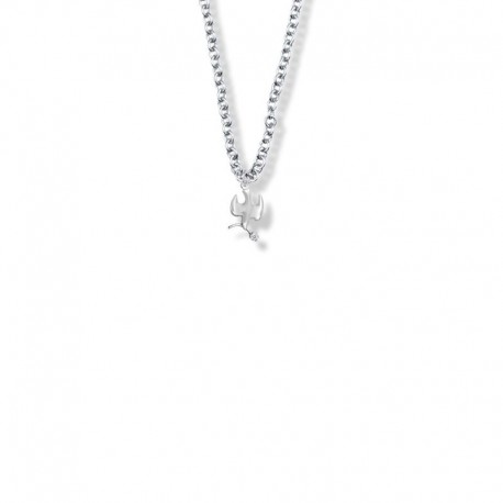 """Holy Spirit Dove Necklace w/16"""" Chain"""