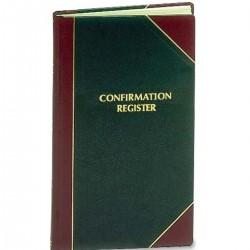 Confirmation Register