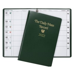 Daily Mass Record Book -2022