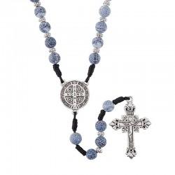 St. Benedict Stone Rosary