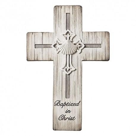 Baptismal Wall Cross