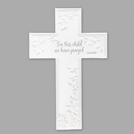 Child Wall Cross