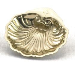 Brass Baptism Shell
