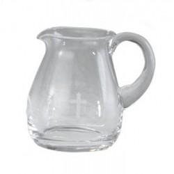 Glass Flagon