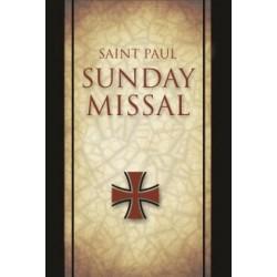St. Paul Sunday Missal - Revised Roman Missal